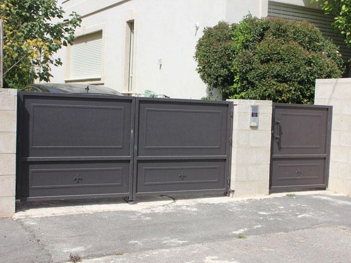 שערים לבית