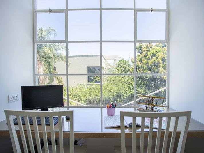 חלונות פרופיל בלגיים מעוצבים
